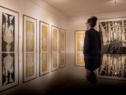 Grafisches Schaffen: Ausstellung: «Gebrochene Helden» von Georg Baselitz