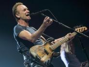 57th &9th Tour: Tourauftakt für Sting: Balsam für die Seelen der Menschen