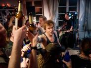 Musik: Band: Toten Hosen starten vor 60 Fans ihre neue Wohnzimmer-Tour
