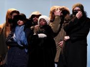 Uraufführung: Jubel für die «Winterreise» am Maxim Gorki Theater