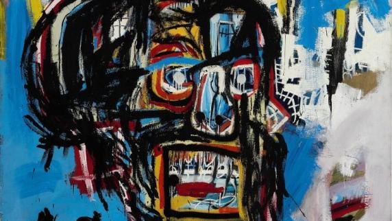 Gemälde von Basquiat erzielt 110 Mio. Dollar