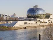 Programmauftakt mit Bob Dylan: Neue Pariser Konzerthalle: Auf einer Insel inmitten der Seine