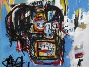 110,5 Millionen Dollar: Basquiat-Gemälde für Rekordsumme versteigert