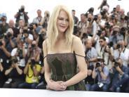 Weltpremiere in Cannes: Nicole Kidman: Meine Kinder sehen meine Filme nicht