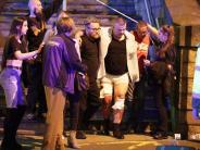 Tote in Manchester: Popwelt entsetzt über Explosion bei Ariana-Grande-Konzert