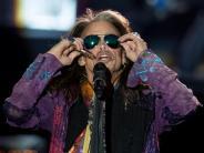 Tourauftakt in München: Krachende Rock-Show von Aerosmith