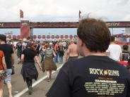 Rock am Ring: Rockfans pilgern wieder zum Nürburgring