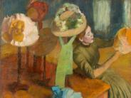 Schau in San Francisco: Edgar Degas und andere Impressionisten im Zeichen des Hutes