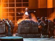 Kontroversen im Salon: Hilsdorf nimmt Wagners «Rheingold» leicht