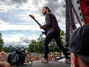 Fast ausverkauft: 180 Konzerte auf neun Bühnen beim Roskilde-Festival