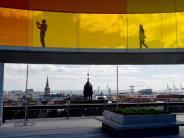 Unter freiem Himmel: Kulturhauptstadt Aarhus feiert Halbzeit