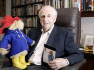 """Michael Bond: Erfinder von """"Paddington Bär"""" stirbt mit 91"""