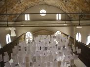 Ausstellung: Die ehemalige Synagoge wird zumKunstraum
