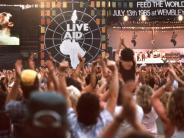 G20: Vor dem Gipfel: Wenn berühmte Musiker auf Rock-Festivals Politik machen