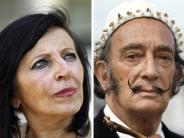 Salvador Dalí: Künstler exhumiert: Dalí, der Tod und die Würmer