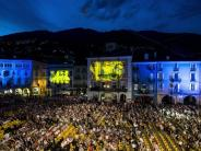Kino-Magie: Das Filmfestival Locarno feiert 70. Geburtstag