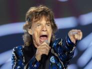 Solo: Mick Jagger veröffentlicht zwei politische Songs