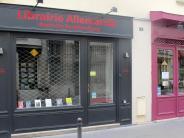 Leider geschlossen: Kaum Chancen für deutsche Buchläden in Paris