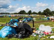 Smells like Heavy Metal: In Wacken beginnt das große Aufräumen