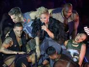 US-Sängerin: Neue Single, neues Album: Pink feiert ihr Comeback in Berlin