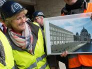 Start in Etappen?: Zeitplan für Berliner Schloss im Wanken