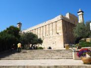 Heilige Stätte: Patriarchengräber in Hebron: Umkämpftes Unesco-Welterbe