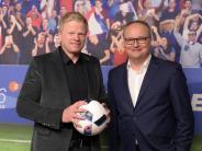 Von Deutschland aus: ARDund ZDFsparen bei der Fußball-WM 2018