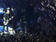 Start Europatournee: Metallica:Metal-Mania in Köln