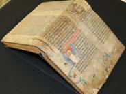 Sensationsfund: Fragment einer Gutenberg-Bibel in Augsburg entdeckt