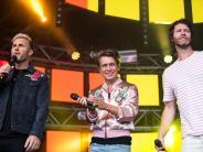 Boyband: Take-That-Musical «The Band» feiert Premiere