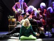 Oper: Gretchens Höllenfahrt