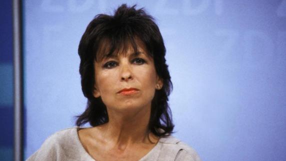 Berliner TV-Moderatorin Ulrike von Möllendorff ist gestorben