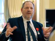 Lawine der Vorwürfe rollt: Rascher Absturz: «Nie wieder Harvey Weinstein»