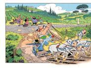 Rennen durch Italien: «Schatz, die Orgie wird kalt!» Der neue «Asterix» ist da