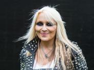 «Metal-Queen»: Doro Pesch stellt erstes deutsches Album vor
