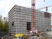 Klassik Stiftung: Bauarbeiten für neues Bauhaus-Museum im Plan