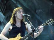 AC/DC: Trauer um AC/DC-Gitarrist Malcolm Young