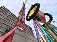 Eröffnung im April 2019: Richtfest für Neues Bauhaus-Museum Weimar