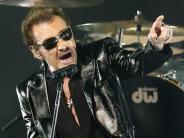 Tod mit 74: Frankreichs Rock-Ikone Johnny Hallyday gestorben