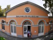 Besucherandrang: Letzter Tag des Weimarer Bauhaus-Museums am Theaterplatz