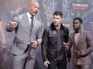 Kino-Charts: «Jumanji» bleibt auf Platz eins in Nordamerika
