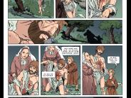 Alltagskultur: Die Auferstehung von Jesus im Comic