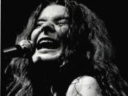 Erinnerung: Weißes Mädchen singt den Blues: Daskurze wildeLebender Janis Joplin