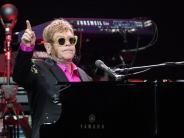 Pop-Ikone: Elton John will Ankündigung zu seiner Zukunft machen