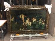 Angezettelt: Diskussion um abgehängtes Gemälde in Manchester