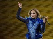Tournee geht weiter: Helene Fischer rührt ihr Wiener Publikum mit Liebeserklärung an Flori