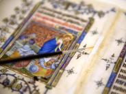 Ein Monument: Mittelalterliches Gebetbuch strahlt in neuem Glanz