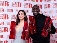 Brit Awards 2018: Brit Awards: Dua Lipa und Stormzy räumen ab