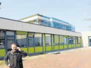 Schulzentrum: Neue Böden für das komplette Gebäude
