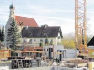 Pfitznerstraße-Ost: Kleinere Terrassen